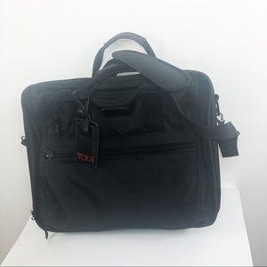 Tumi | Black Briefcase / Laptop Bag